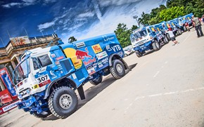 Picture The city, Sport, Master, Day, Russia, Kamaz, Rally, Rally, KAMAZ, Master, Best, Silk road, Silk …