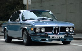 Picture Auto, Machine, BMW, Lights, Car, Coupe, The front, BMW 3.0 CSL, BMW 3.0, BMW 3.0 …