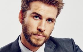 Picture photoshoot, Liam Hemsworth, 2016, Liam Hemsworth, Variety