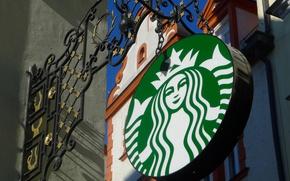 Picture coffee, sign, coffee, coffee Starbucks, starbucks, munchen
