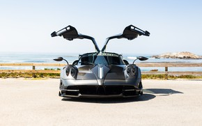 Picture Pagani, Carbon, Italia, To huayr