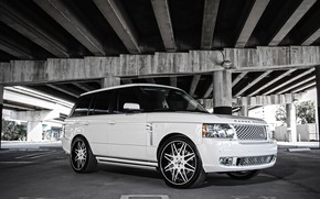 Picture Range Rover, with, body, Autobiography, kit, full, HSE