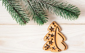 Picture tree, New Year, Christmas, decoration, happy, Christmas, wood, tree, New Year, Merry Christmas, Xmas, decoration