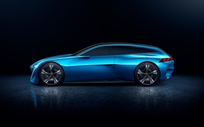 Picture car, Peugeot, Peugeot Instinct
