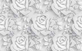 Wallpaper seamless, pattern, roses, Flowers, seamless, Floral, pattern