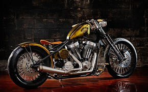Picture Chopper, Tuning, Custom, Motorbike