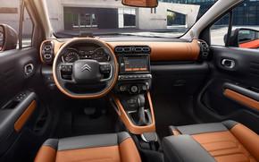 Picture the wheel, salon, 2018, crossover, Cactus, Citroen C4
