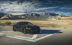 Picture Mustang, Ford, SEMA, Brands, DVG