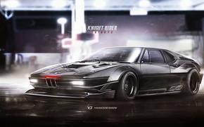 Picture Auto, Figure, BMW, Machine, Background, Car, Car, Art, Art, Rendering, BMW M1, Yasid Design, Yasid …