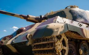 Picture Panzerkampfwagen VI Ausf. B, Tiger II, Royal tiger, King Tiger, heavy tank