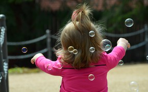 Picture Balls, Girl, Mood, Child