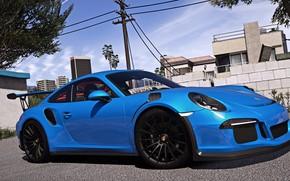 Picture Porsche 911, GTA, Grand Theft Auto V