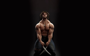 Picture claws, Wolverine, Logan, Wolverine, Logan, marvel, Marvel Comics