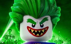 Picture cinema, toy, Joker, movie, Lego, film, animated film, animated movie, The Lego: Batman Movie, Batman …
