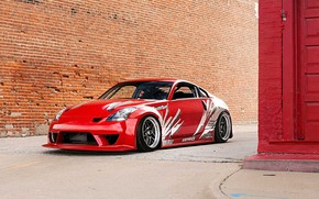 Picture Nissan, 350Z, 2005, type n, front bumper