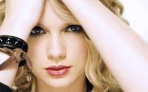 Picture face, model, blonde, singer, Taylor Swift, Taylor Alison Swift
