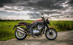 Picture nature, Moto, Road, motorcycle, bike, classic., Horex-VR6