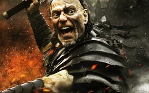 Picture cinema, 2011, movie, evil, Conan The Barbarian, film, Khalar Zin, Stephen Lang