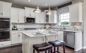 Picture design, style, furniture, kitchen