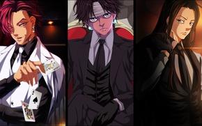 Picture game, anime, man, evil, asian, manga, japanese, oriental, asiatic, jocker, powerful, strong, Hunter x Hunter, …