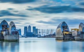Wallpaper Thames, home, England, London, river