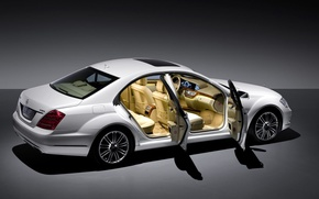 Picture Mercedes-Benz, 2010, S-Class