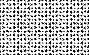 Picture Star, White background, Texture