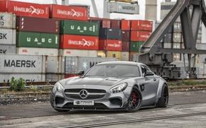 Picture coupe, Mercedes-Benz, Mercedes, supercar, Mercedes, AMG, Coupe, Prior-Design, C190, PD800GT