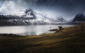 Picture Norway, Nordland, Marka