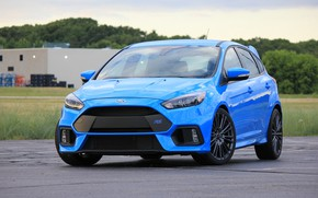 Picture Ford, wheels, Focus, black