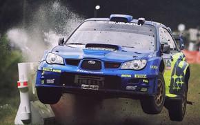 Picture Auto, Subaru, Impreza, Sport, Machine, Race, WRX, Squirt, Car, STI, Subaru, Impreza, WRX STI, Solberg, ...