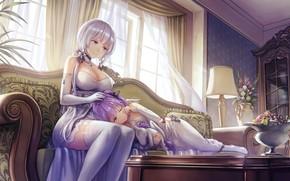 Picture girls, anime, Art, Azur Lane