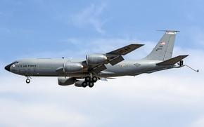 Picture Boeing, Stratotanker, KC-135R