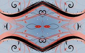 Picture line, patterns, symmetry