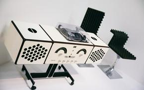 Picture Design, Music, Vinyl, Hi-Tech, Player