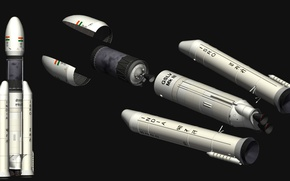 Picture India, booster, G-SLV-Mk III