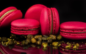 Picture bright, cake, macaroon