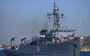 Picture Navy, project 266m, sea trawler, Ivan holubec