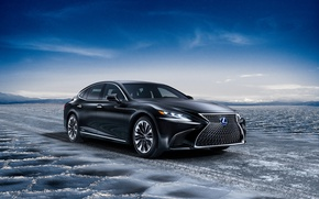 Picture background, Lexus, Lexus, Sedan