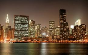 Picture night, New York, Manhattan