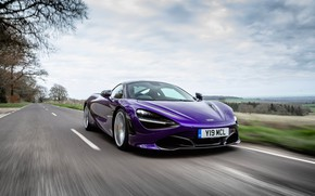 Picture McLaren, speed, supercar, Coupe, 2018, 720S