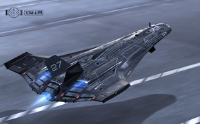 Picture transport, technique, camera, take off, Sub-Orbital Jet A. X. 12748-Has
