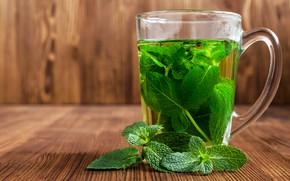 Picture Drink, Tea, Mint