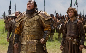 Picture China, sword, army, ken, blade, asian, chinese, oriental, asiatic, series tv, italian, Mongolian, Venetian, emperor, …
