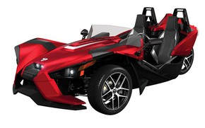 Picture beautiful, comfort, hi-tech, Polaris, Slingshot, technology, sporty, tricycle, 023