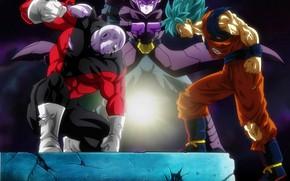Picture game, alien, anime, martial artist, manga, Dragon Ball, strong, Dragon Ball Super, japonese, 001