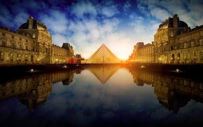 Picture France, Paris, The Louvre