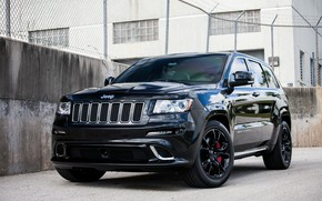 Wallpaper Grand, SRT8, Jeep, Wheels, Cherokee, OEM
