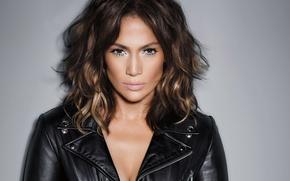 Picture portrait, actress, singer, Jennifer Lopez, celebrity