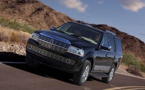 Picture Lincoln, SUV, navigator
